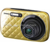 "Casio Ex-n10gd 16.1mp 5x 2,7"" Lcd Hd Dijital Kompakt Altın"