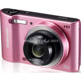 "Samsung Wb30f-p 16mp 10x Opt.zoom 3"" Lcd Ekran Hd Video Kayıt Wifi Li-ion Pembe"