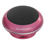 Goldmaster Mobile-50 Mini Hoparlör (pembe)