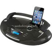 Goldmaster Iboombox Cd-iphone 3-4 Ipod-radyo Oynaticili Hoparlör
