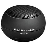 Goldmaster Mobile-10 Mini Cep Hoparlörü (siyah)