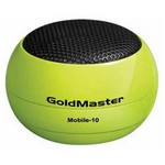 Goldmaster Mobile-10 Mini Cep Hoparlörü (yeşil)