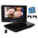 Goldmaster Pd-795 Tv Portable Dvd Oynatıcı