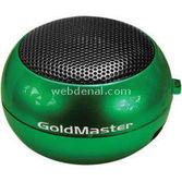 Goldmaster Mobile-20 Mini Cep Hoparlörü (yeşil)