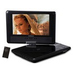 Goldmaster Pd-700 Portable Dvd Oynatıcı (siyah)