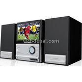 Goldmaster Dvt-808 Lcd Tv Li Müzik Seti