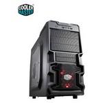 Cooler Master Rc-k380-kwa600-tr K380 Pencereli Siyah Midi Tower Kasa 600w