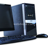 Exper Diamond Dex104 I5-3470 4 Gb 500 Gb 1 Gb Vga Win 8