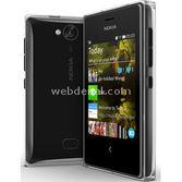 Nokia ASHA-503-SIYAH-DISTRIBUTOR