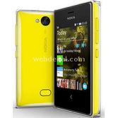 Nokia Asha 503 Sarı Distribütör Garantili