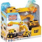 Mega Bloks Cat Inşaat Oyun Seti
