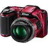 "Nikon L820 16 Mp 30x Optik 3.0"" Lcd Dijital Kompakt"