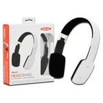 "Ednet Katlanabilir Bluetooth Kulaklık (bluetooth ""head Bang"" Headphone), Be"