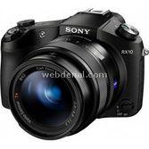 """Sony Rx10 24-200 Mm Objektif 3.0"""" Lcd Full Hd Wi-fi Nfc Dijital Kompakt"""