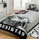 Taç Tekstil Taç Beşiktaş Şanli Kartal Lisansli Nevresim Takimi