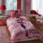 Taç Tekstil Taç Winx Holiday Bloom Lisansli Nevresim Takimi
