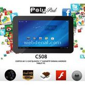 "Polypad Poly Pad C508 512 Mb 8 Gb 7"" Android 4.0"