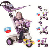 Smart Trike Dream Team Purple