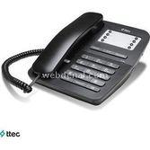 Ttec Tk2800 Masa Üstü Telefon Siyah-koyu Gri