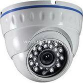 Ttec Cam-idm102-se 700 Tvl Ir Dome Kamera 3.6mm Lens