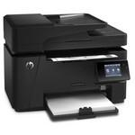 HP Cz183a Laserjet Pro M127fw Mfp Yazıcı/tarayıcı/fotokopi/fax