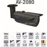Avenir Av-2080 1/3 Sony Exview Ccd 700 Tvl 36 Hıgh Ir Led2.8-12mm Varifocal Lens