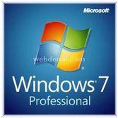 Microsoft Ms Wındows 7 Pro 64bıt Türkçe Sp1 Oem Fqc-08295