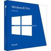 Microsoft Ms Windows 8.1 Pro Türkçe Kutu Fqc-07358