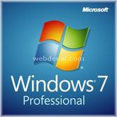 Microsoft Ms Windows 7 Fqc-08295 Pro 64bit Tr (oem) Sp1