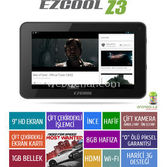 "Ezcool Z3 Dual Core 1 Gb 8 Gb 9"" Android 4.2"