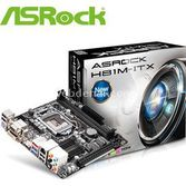 Asrock H81m-itx, H81, Lga1150, Ddr3-1600mhz, Anakart