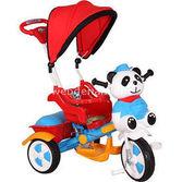 Wei-B Wb127 Panda Bisiklet Mavi Kirmizi