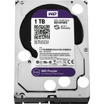 Western Digital 1tb Wd Purple 3.5'' Wd10purx 64mb Sata 6gb/s 7/24