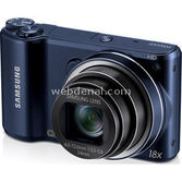 Samsung WB200F 14.2 MP 18X Optik zoom + 4gb kart + Çanta - Siyah