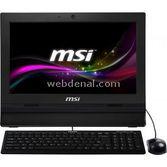 """MSI Ap1622-067xtr 1037u 2 Gb 320 Gb 15.6"""" Freedos"""