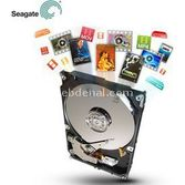 "Seagate Desktop St4000vm000, 3.5"", 4 Tb, 5900rpm, Sata, Hard Disk Drive"