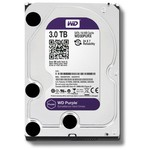 "Western Digital Purple Av-gp 30purx, 3.5"", 3 Tb, Intellipower, Sata, Hard Disk Drive"