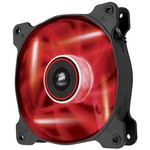 Corsair Fan - Co-9050015-rled  Corsair Led Fan Af120-led, Red, Single Pack