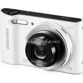 """Samsung Wb30f 16.2 Mp 10x Optik 3.0"""" Lcd Hd Video Wi-fi Dijital Kompakt Beyaz + Çanta"""