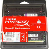 Kingston 16gb Ddr3 Hyperx 2400 Cl10 8gbx2(khx24c11t3k2/16)