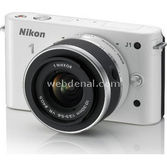 Nikon J1 10.1 Mp  + 10-30 Lens Fotoğraf Makinesi