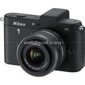 Nikon V1 10.1 Mp + 10-30 Lens Fotoğraf Makinesi