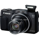"Canon Powershot Sx700 Hs 16.1 Mp 30x Optik 3.0"" Lcd Full Hd Gps Wi-fi Dijital Kompakt  Siy"