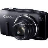 "Canon Powershot Sx280 Hs 12.1 Mp 20x Optik 3.0"" Lcd Dijital Kompakt Siyah"