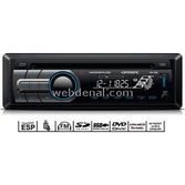 Kamosonic Ks-1340 Dvd-mp3-mp4-usb-sd 4x50w Oto Teyp