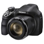 "Sony Dsc-h400 20.1 Mp 63x Optik 3.0"" Lcd Dijital Kompakt"