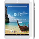 "General Mobile Tab 8 1.2 Ghz 1 Gb 8 Gb 7.85"" Android 4.2 3g Beyaz"