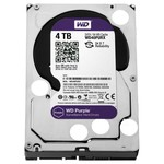 Western Digital 4tb Wd Purple 3.5 7200rpm 64mb Sata3 Wd40purx