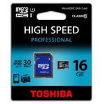 Toshiba 16 Gb Micro Sdhc Kart Uhs-1 Class 10