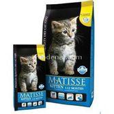 Matisse Farmina Yavru Ve Emziren Kediler Için Tavuklu Yavru Kedi Mamasi 1,5 Kg + 300